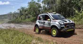Fiat Panda Dakar 2017