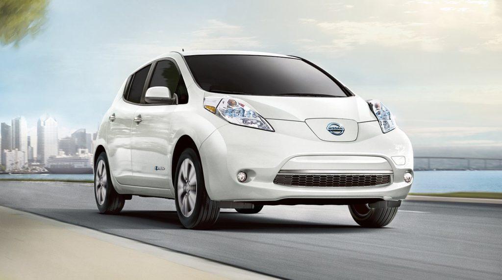 Nissan Leaf (Foto: Nissan)