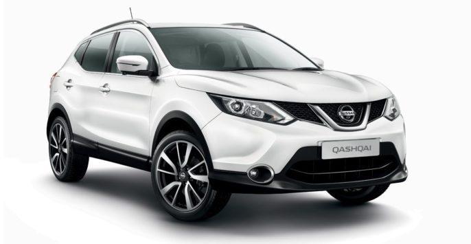 Nissan Qashqai (Foto: Nissan)