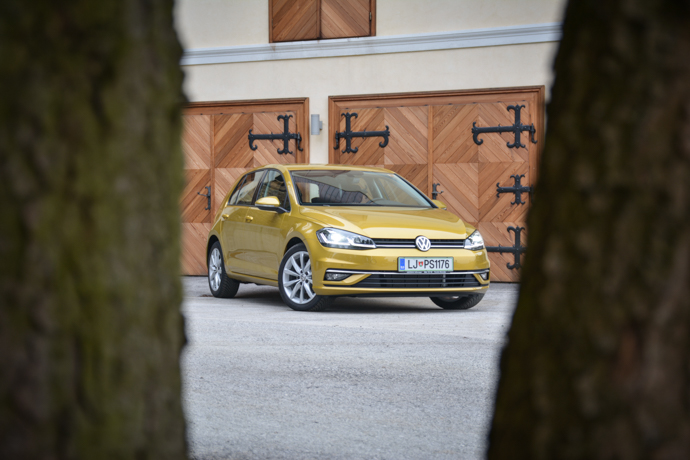 Volkswagen Golf 7 facelift