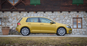 Volkswagen Golf 7 facelift
