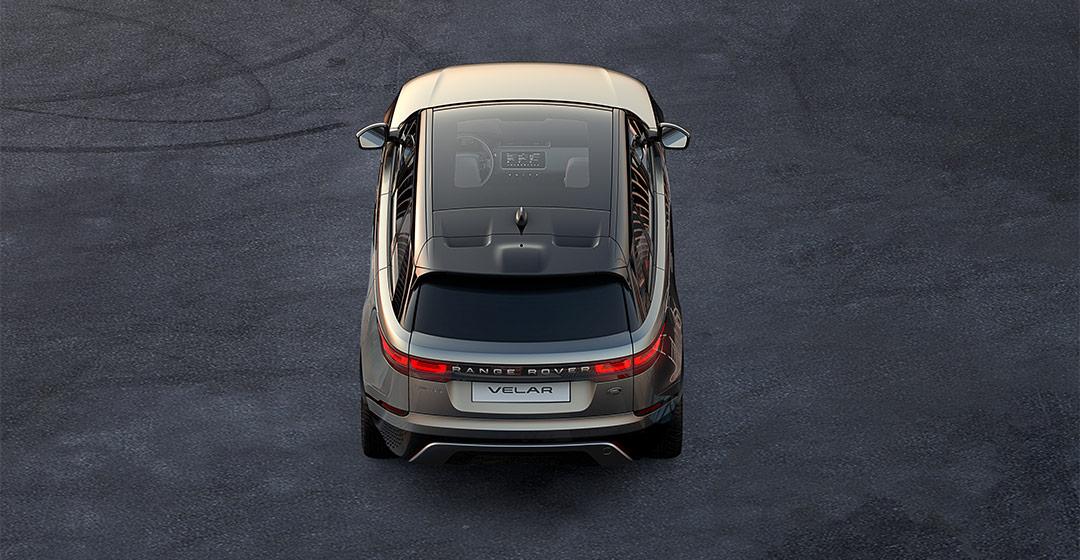 Družina Range Rover dobila novega člana – Velar