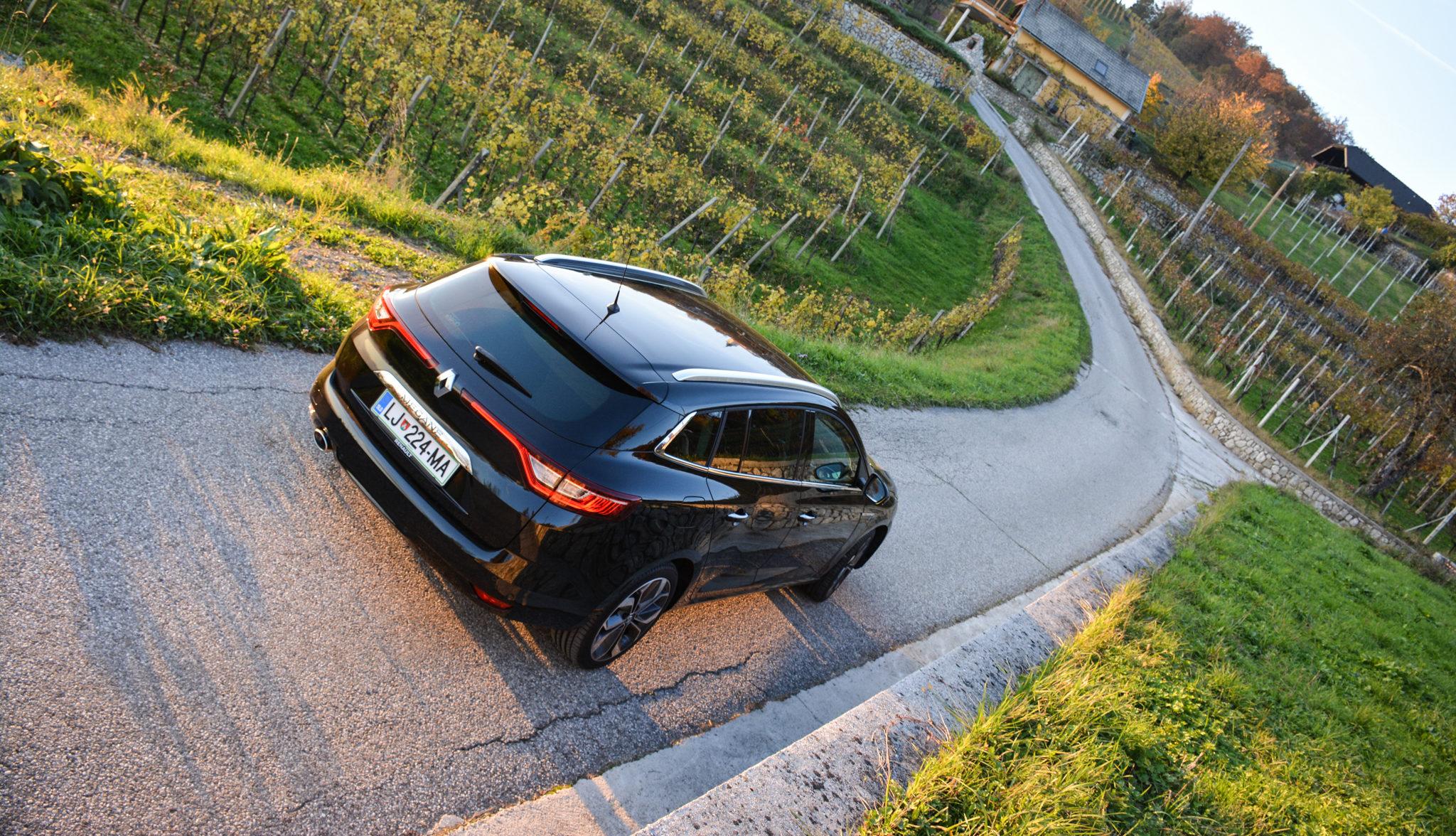 Test: Renault Megane Grandtour Bose Energy dCi 110 EDC (vestno nadaljevanje poslanstva)