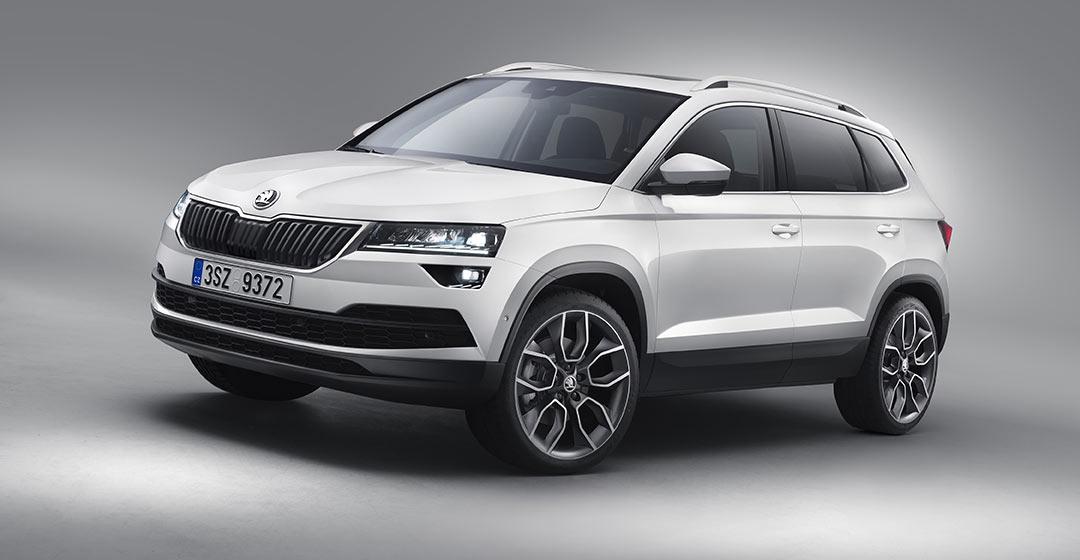 Nov SUV z veliko potenciala – Škoda Karoq