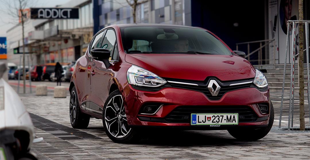 Test: Renault Clio Intens Energy dCi 110 (zapeljivi rekorder)