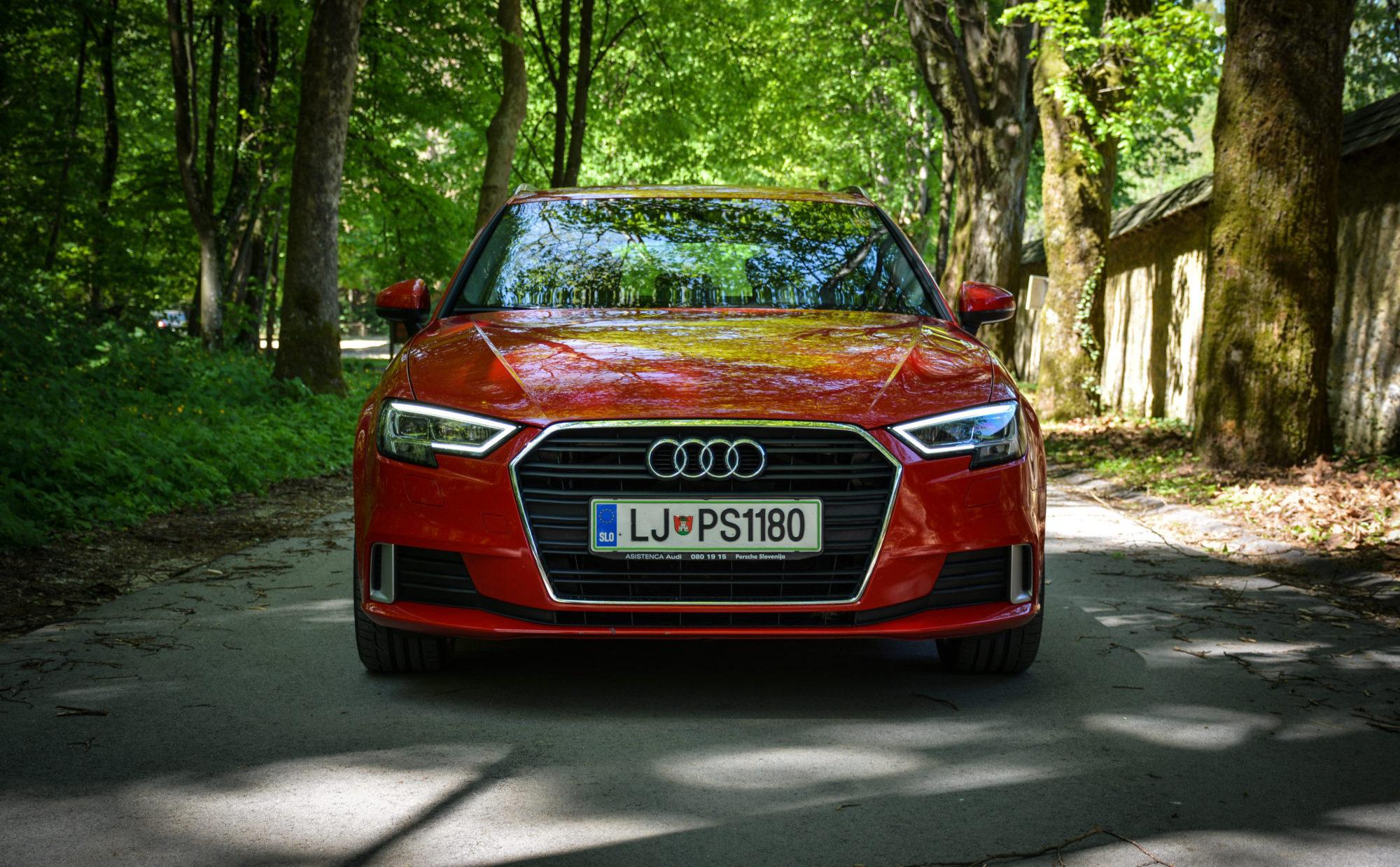 Test: Audi A3 Sportback Sport 1.4 TFSI S tronic (definicija odlične družinske kombilimuzine)