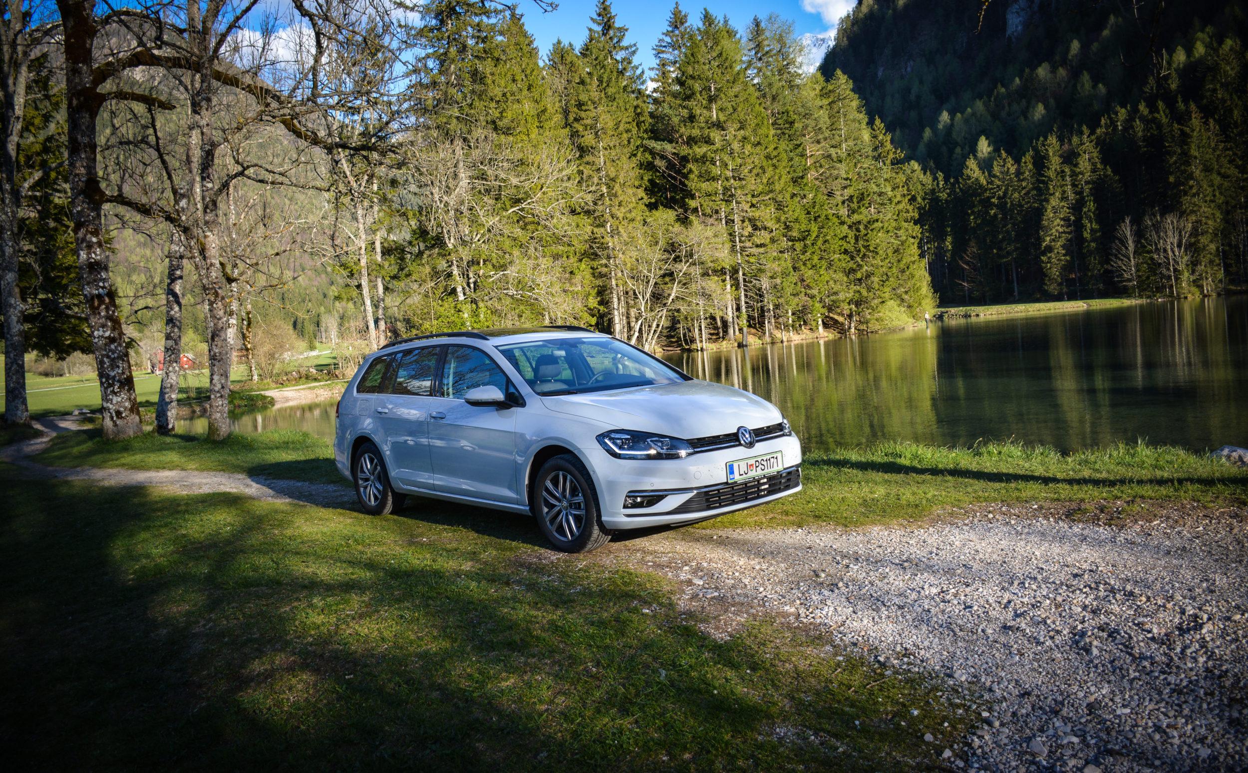 Test: Volkswagen Golf Variant Highline 2.0 TDI (manj privlačnosti a več praktičnosti)