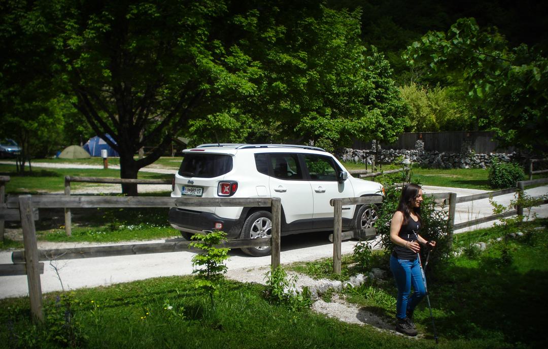 Nastja in Jeep Renegade: Naredi nekaj za svoje telo, um in dušo!