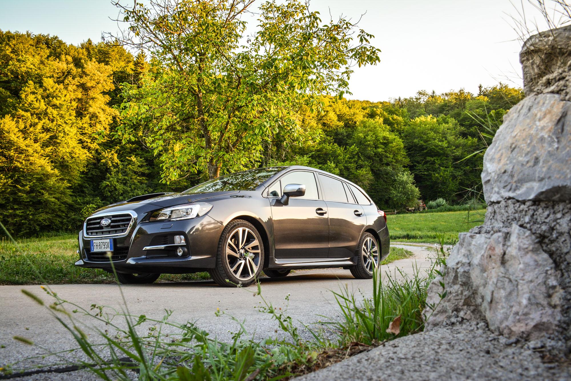 """Test: Subaru Levorg (degustacija """"Subaruja"""" v družinskem karavanu)"""