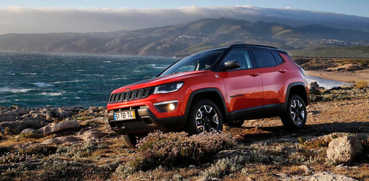 Novo doma: Jeep Compass (SUV po okusu evropskih kupcev)