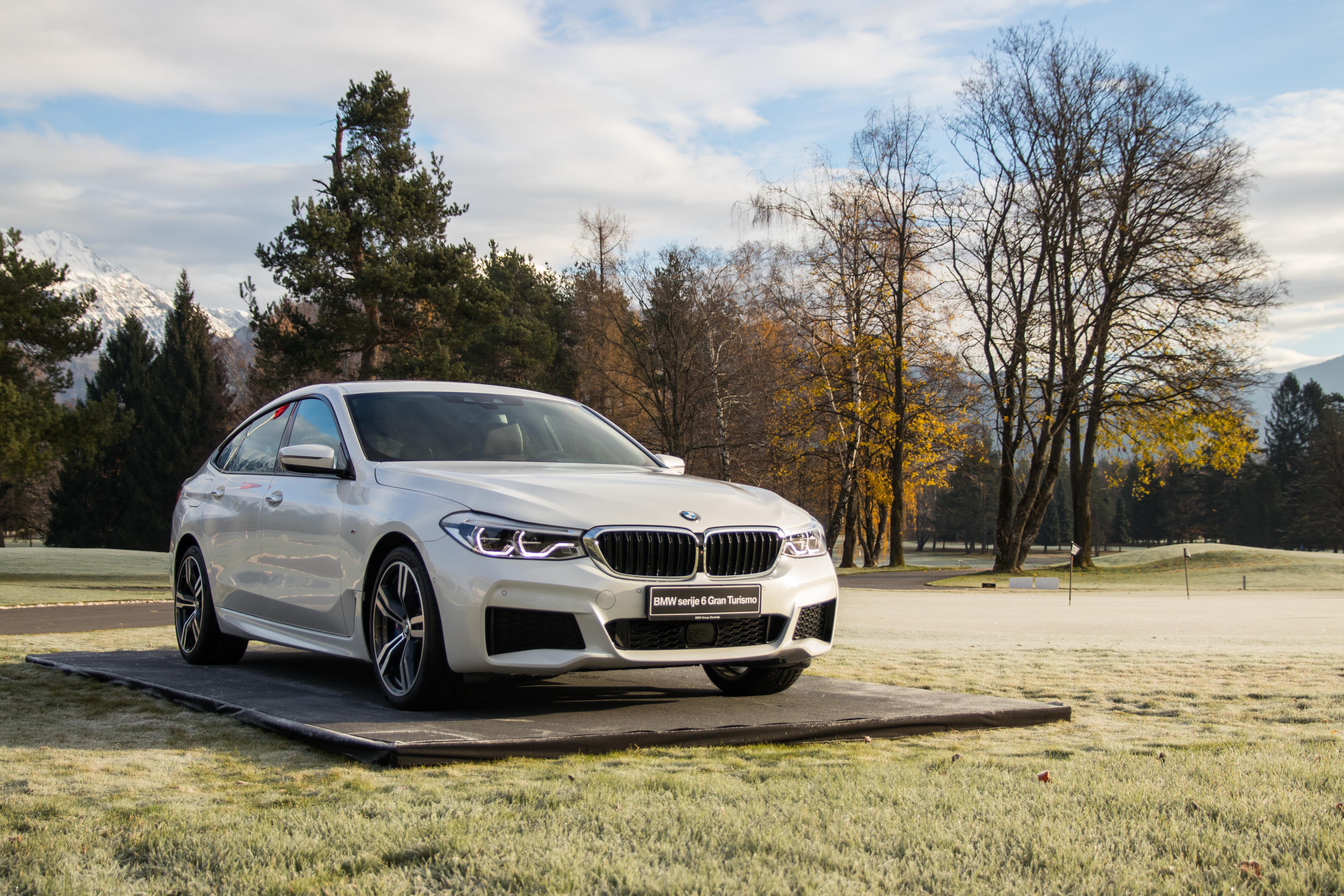 """Novo doma: BMW serije 6 GT (""""petica"""" je zrasla v """"šestico"""")"""