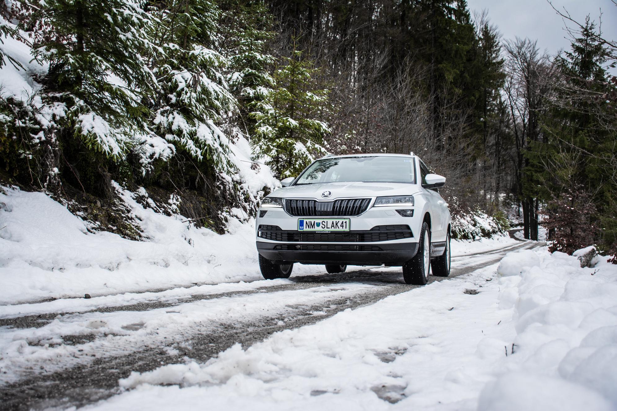 "Novo doma: Škoda Karoq (okrepitev ""češke"" SUV ofenzive)"