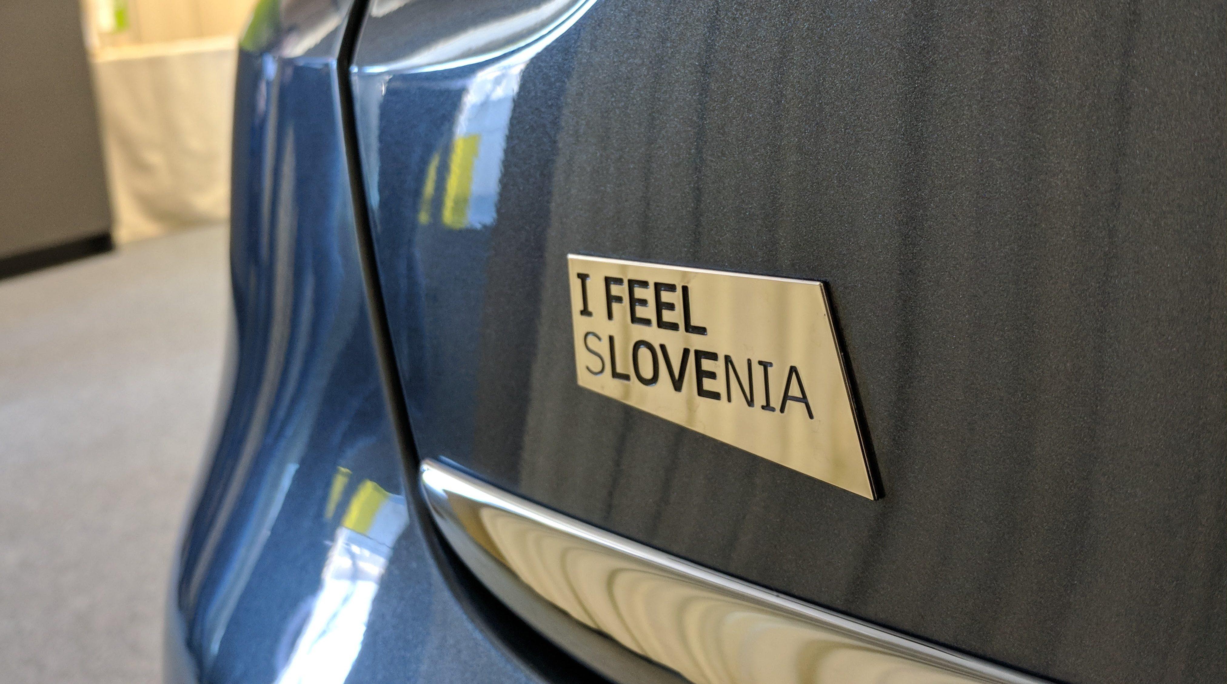Novo doma: Renault Clio I feel Slovenia (ta'prav Sloven'c)