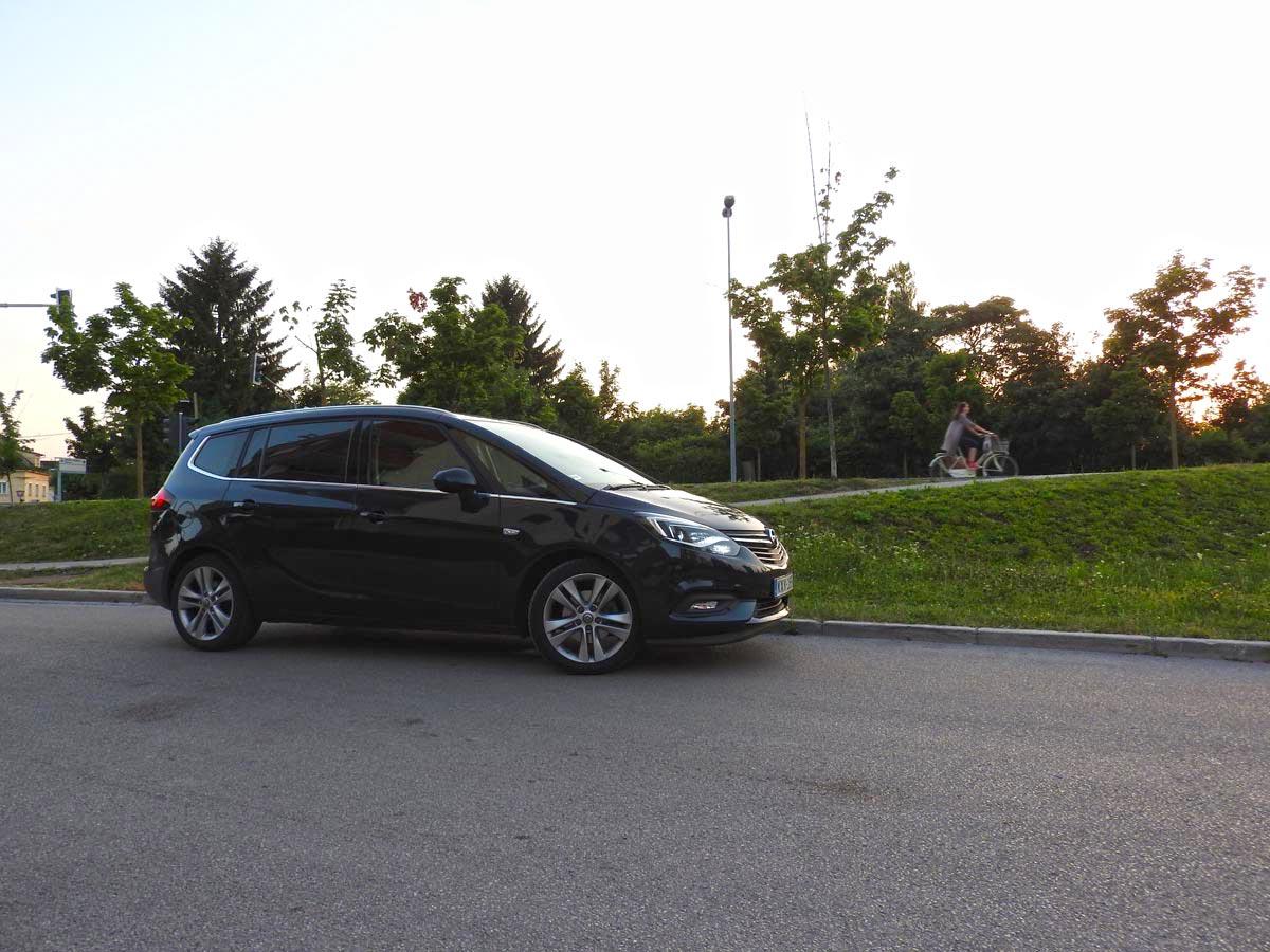 Test: Opel Zafira Innovation 1.6 CDTI ECOTEC® Start/Stop