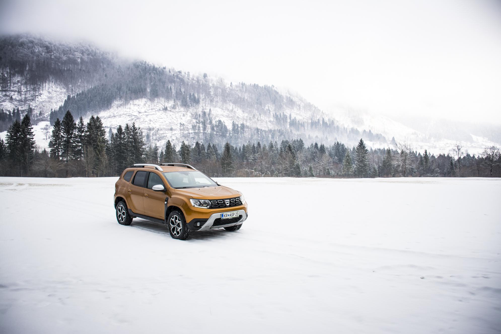 Novo doma: Dacia Duster (najboljša Dacia vseh časov)