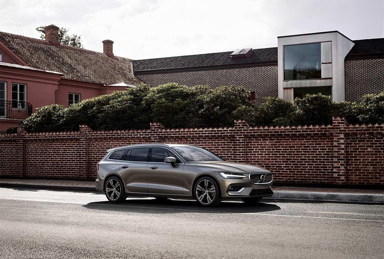 Volvo predstavlja novi družinski karavan V60