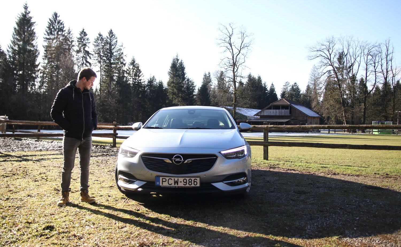 Test: Opel Insignia Grand Sport (korak naprej za pogled proti višjerangiranim)
