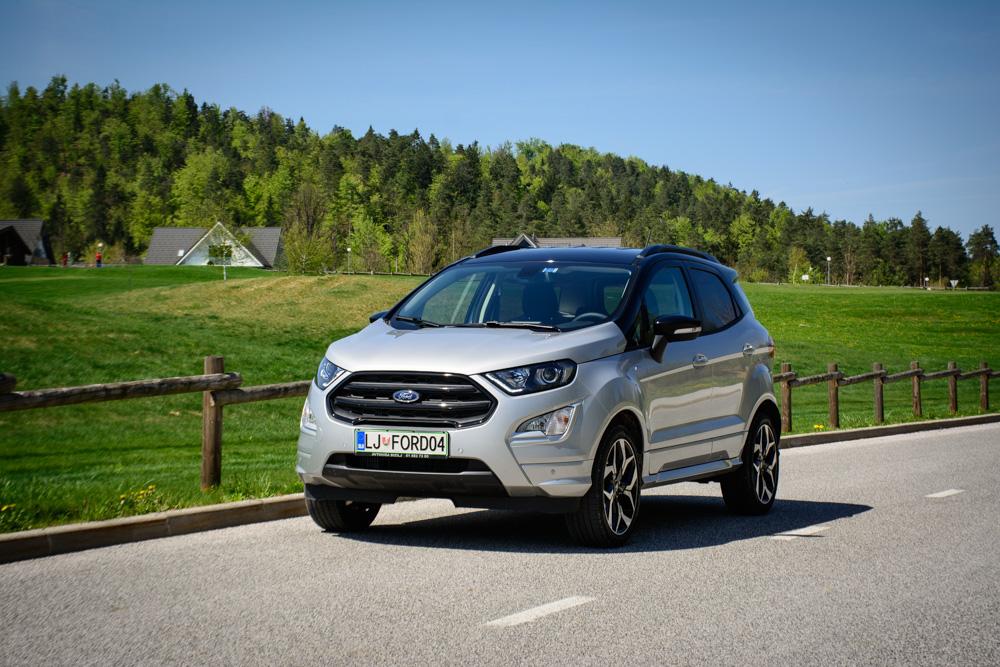 Novo doma: Ford Ecosport (skriti adut?)