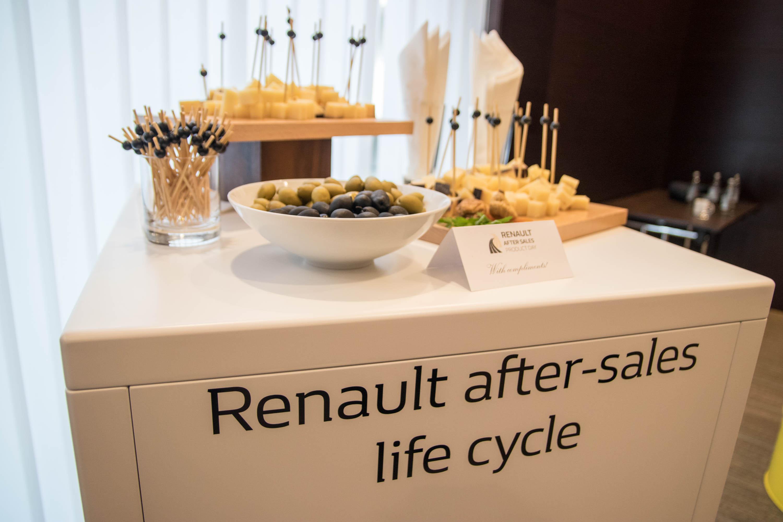 Renault poprodaja