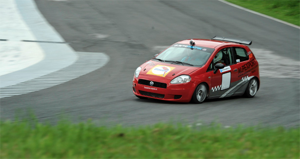 Lema GP Cup s Fiat Grande Punti bo ponovno nepredvidljiv