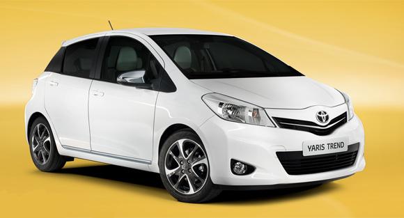 2,5 milijonti Yaris bo v naslednjih nekaj dneh dostavljen kupcu pri Toyotinem predstavništvu v Marseilleu