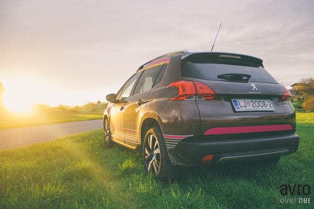 Peugeot 2008 je nadaljeval svojo zgodbo o uspehu s 40.000 prodanimi primerki v tem četrtletju