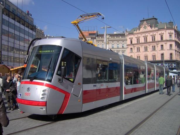 Škoda Tramvaj