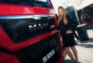 Menim, da smo ženske boljše voznice, tudi naši delodajalci ugotavljajo, da bolj pazimo na menjalnike in vozila na sploh