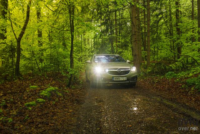 Opel Insignia Country Tourer 2.0 CDTI 4×4