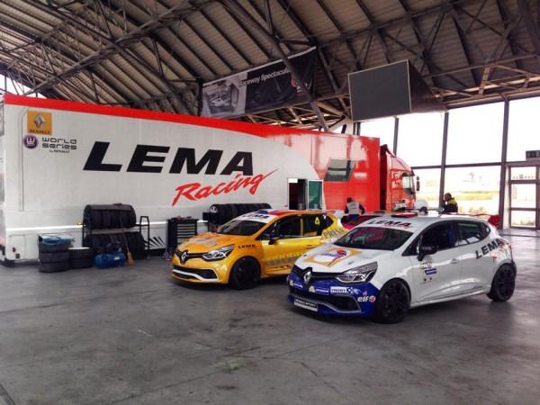 Lema Racing bo tudi letos nastopal v italijanskem Clio pokalu