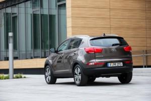 Vožnja z novim Sportagem je sedaj še boljša zahvaljujoč številnim spremembam, ki zmanjšujejo hrup in vibracije.