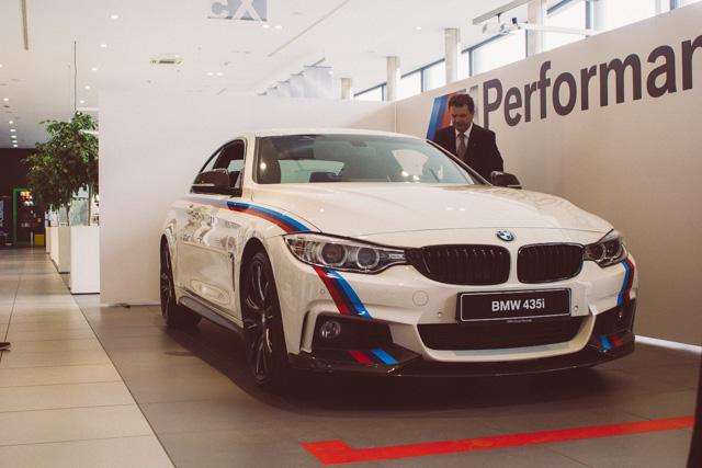 BMW M Performance je poprodajni program, namenjen voznikom z veliko strastjo za dinamično zmogljivost in športnim individualizmom,