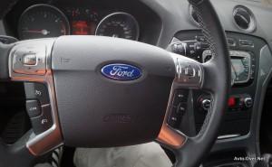 Volanski obroč smo že spoznali pri drugih Fordovih modelih.