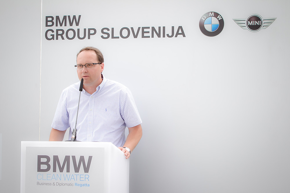 Gregor Cerar, nacionalni koordinator programa Ekošola