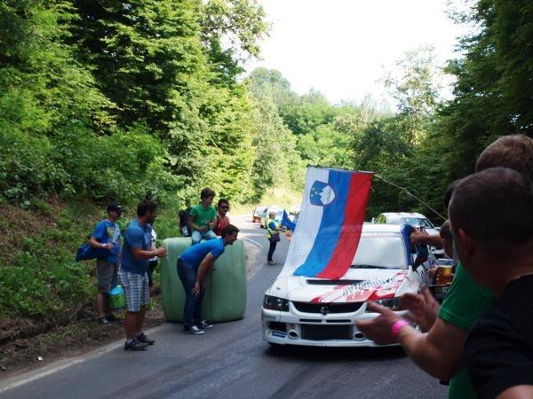 Dirko v generalni razvrstitvi slovenskega državnega prvenstva je dobil Peter Marc