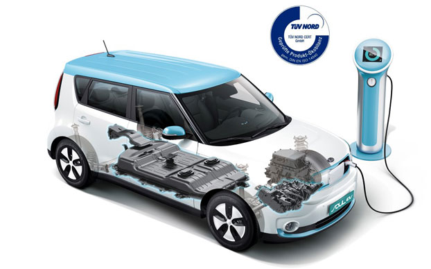 Kia-Soul-EV---TUV-Nord-certification