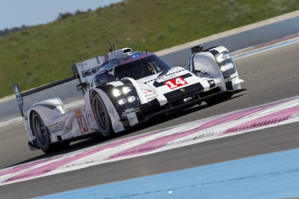 """Ullrich: """"Veliko spoštovanje velja tudi dosežku Porscheja ob njegovi vrnitvi v Le Mans ..."""""""