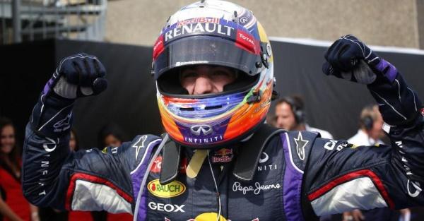 Ricciardo je prvi, ki je letos prekinil zmagoviti niz Mercedesa