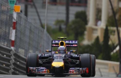 Ricciardo Red Bull F1 Monte Carlo 1