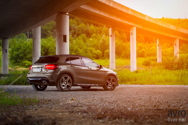 Mercedes-Benz GLA 220 CDI 4 Matic