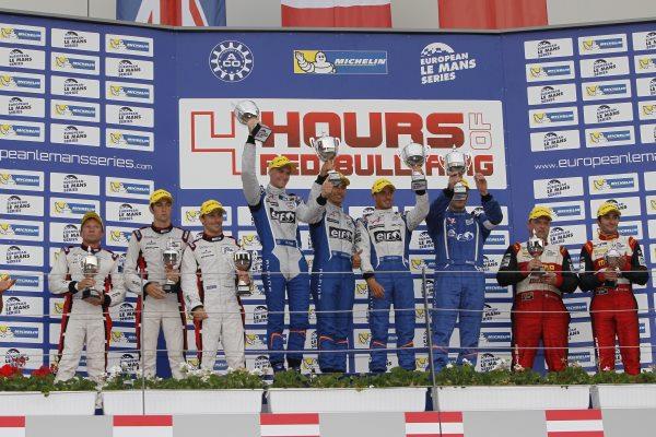 Dirkalnik Alpine je na Red Bull Ringu dosegel prvo letošnjo zmago