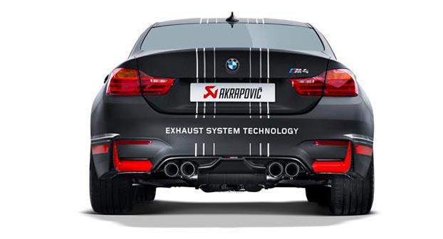 BMW-akrapovic