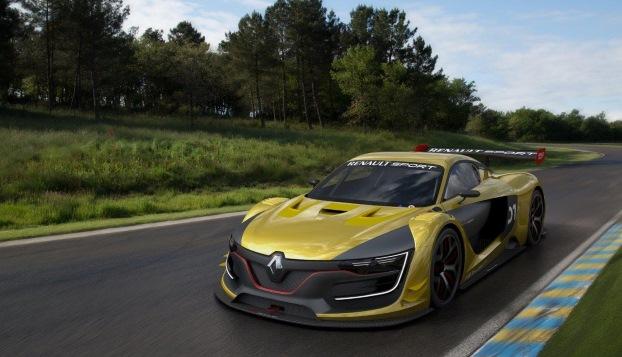 Koncentrat tehničnega znanja in izkušenj Renault Sport