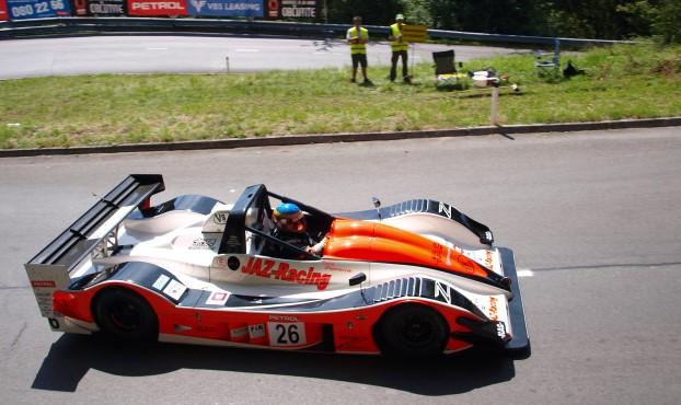 Patrik Zajelšnik je bil najhitrejši Slovenec na dirki