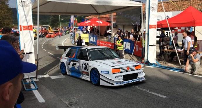 Karl Schagerl - VW Golf TFSI-R