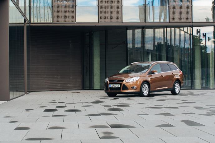 Ford Focus je tik pred prenovo zelo racionalen nakup.