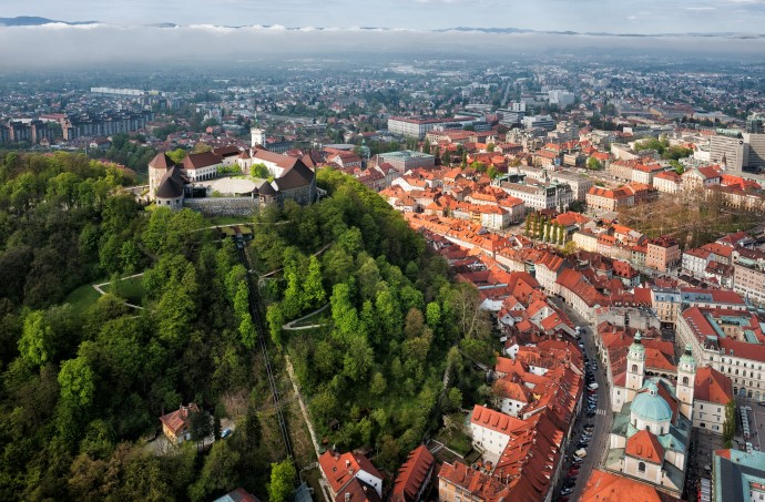 Ljubljanski grad bo gostil kongres s svetovno znanimi imeni
