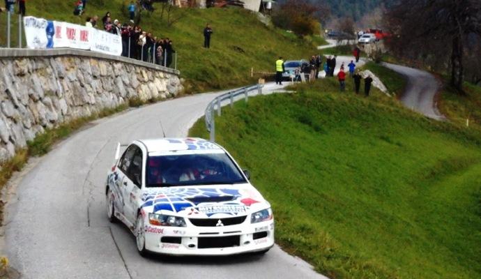 Reli v okolici Železnikov je velika pridobitev za slovenski avtošport