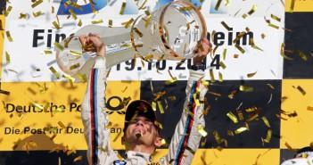Wittmann je naslov prvaka serije DTM osvojil prvič