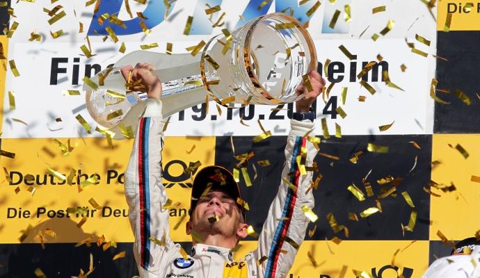 Lani je naslov prvaka osvojil Marco Wittman